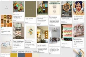 Pinterest Website Inspiration Board